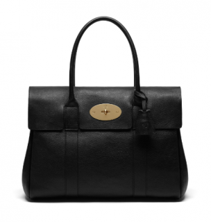 Mulberry Bayswater BAG- Graphite