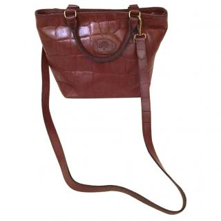 Vintage Mulberry Congo Leather Bag
