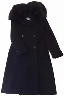 Prada Coat with Fur