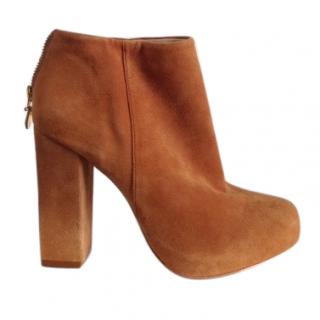 Kat Maconie Suede Ankle Boots