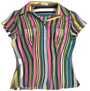 Costume National Silk Shirt