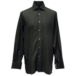 Richard James Savile Row Men's Pattered Shirt