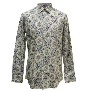 Paul Smith Men's Patterned Shirt