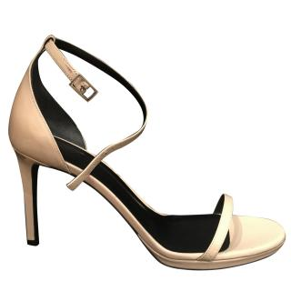 Saint Laurent Classic Jane 80 Ankle Strap Sandal