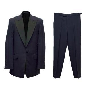 Richard James Navy Blue Two Piece Suit