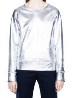 Acne Studios Silver Sweatshirt