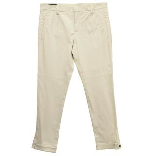 Gucci Beige Trousers
