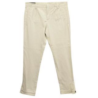 Gucci Beige Trousers
