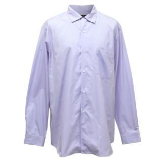 Comme Des Garcons Men's Purple Shirt