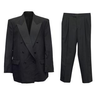HR Men's Black Suit