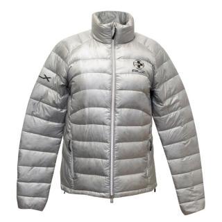 Ralph Lauren X Grey Puffer Jacket