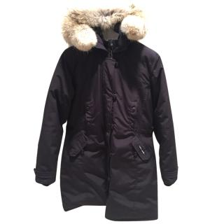 Canada Goose Women's Parka with Fur Trim
