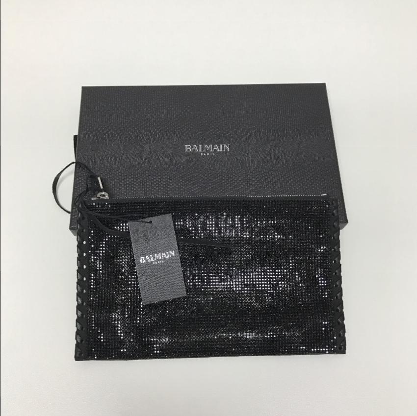 hot-selling latest pretty cool limited guantity Balmain Clutch Bag