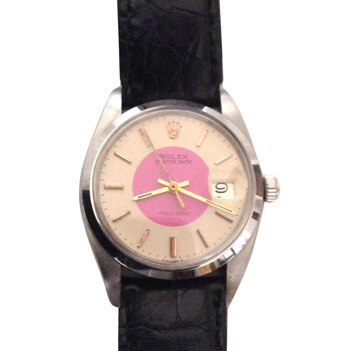 Vintage Rolex Oyster Date watch