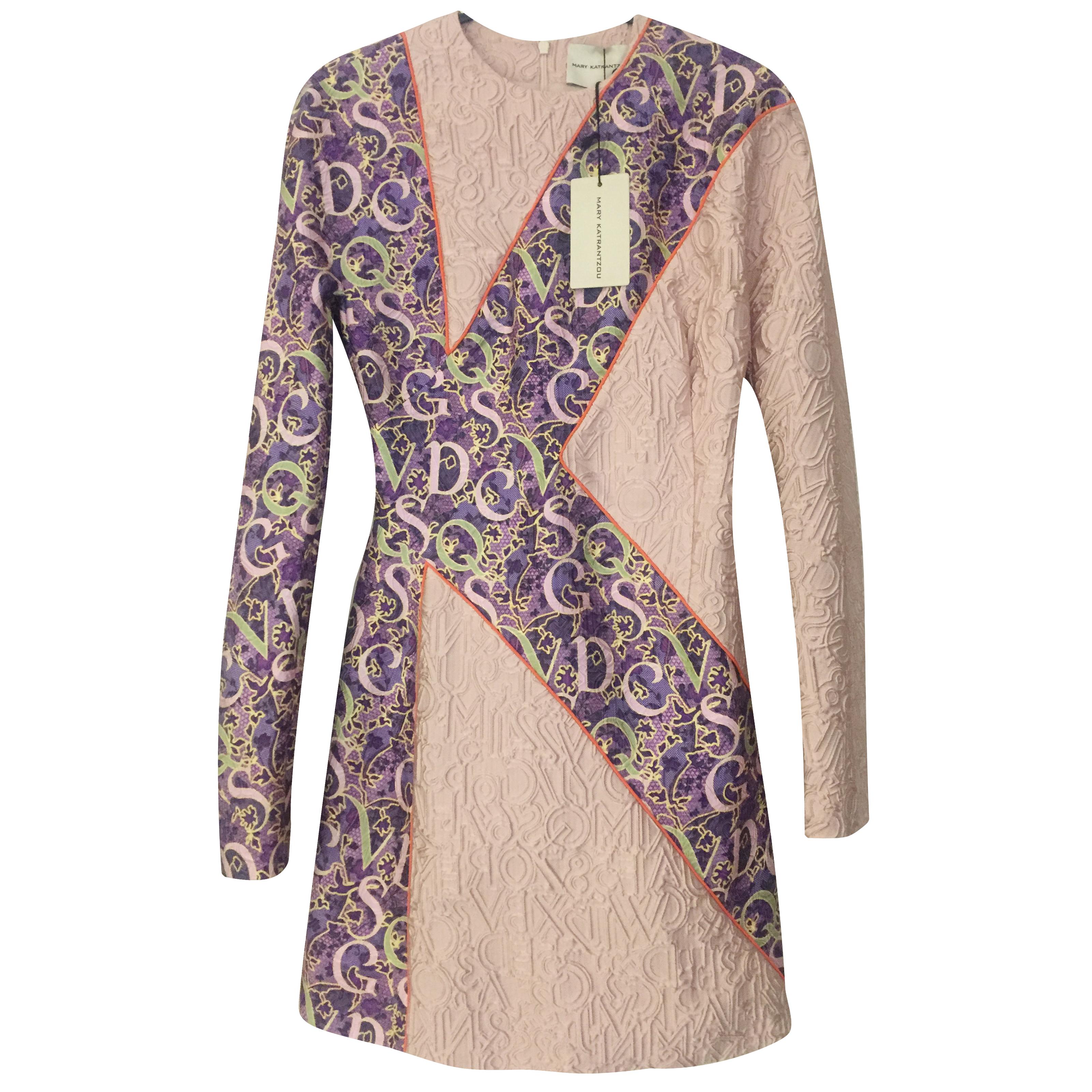 Mary Katrantzou K dress new with tags