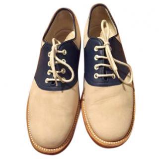 Rupert Sanderson Men's Suede Shoes