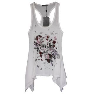 Alexander McQueen Vest T-shirt