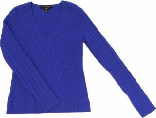 Ralph Lauren Cashmere Sweater.