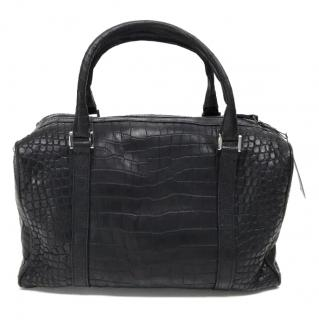 Balmain Crocodile Handbag