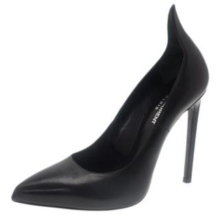 Saint Laurent Paris Escarpin 'Thorn' Pump In Black