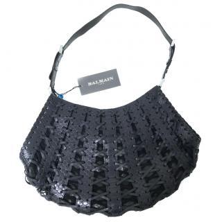Balmain Fan Handbag