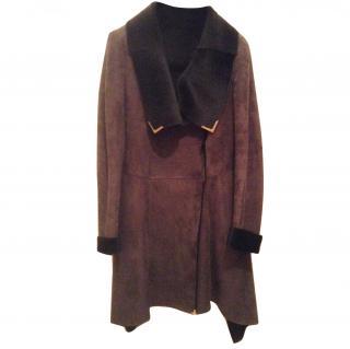 Fendi Shearling Coat