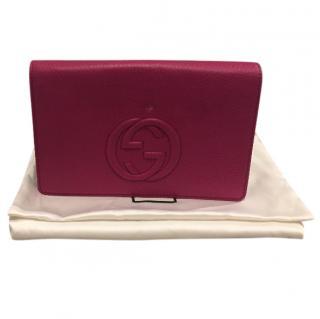 Gucci Soho Bag Pink