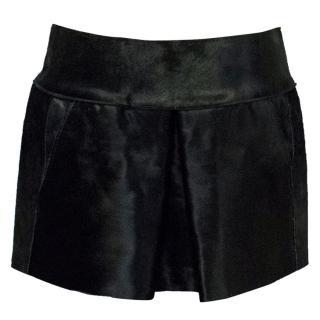 Isabel Marant Black Calf Skin