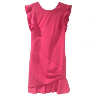 Emilio Pucci Pink Wool Dress