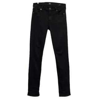 Citizens of Humanity Black Avedon Skinny Jeans