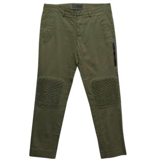 Belstaff Khaki Blackrod Trousers