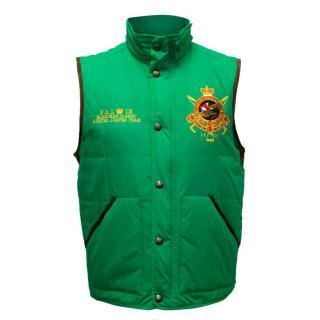 Polo Ralph Lauren Bright Green Gilet