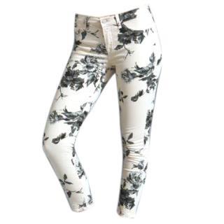 J brand Floral jeans