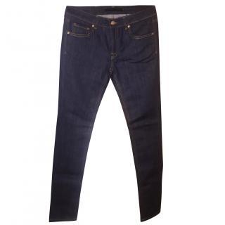 Victoria Beckham Skinny Indigo Jeans Size 28 - Brand New