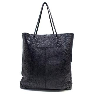 Alexander Wang Black Pebbled Leather Tote