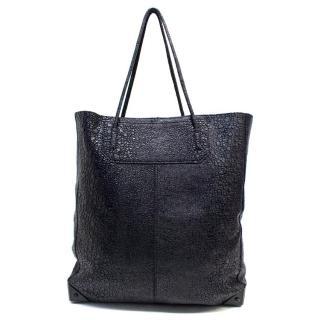 Alexander Wang Black Pebbled Leather Tote