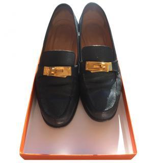 Vintage Hermes Leather shoes
