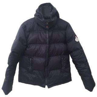 PABLO GERARD DAREL navy duvet down puffer jacket