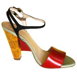 Fendi Sandals It 38