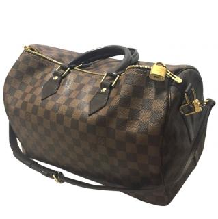Louis Vuitton LV speedy bandouliere 35