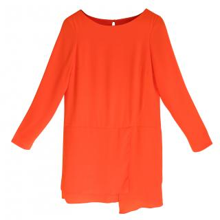 Tibi - Bibelot Long Sleeve Dress