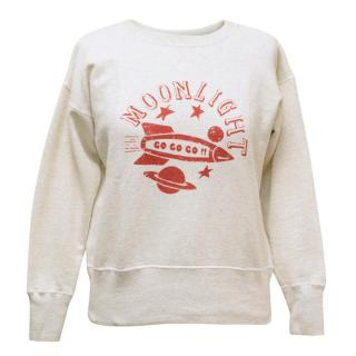 Isabel Marant Cream Noah Sweatshirt