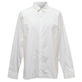 Jil Sander Men's White Shirt