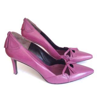 Valentino Light Purple Heels