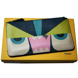 Fendi Tooth Monster Pouch