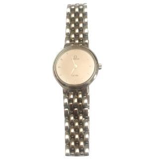 Ladies Omega de Ville stainless steel wristwatch