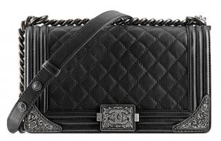 Chanel Boy Bag Dallas Collection