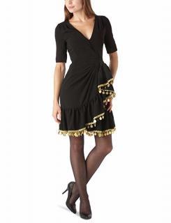 Manoush black dress