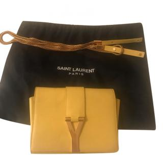 YSL clutch/shoulder bag