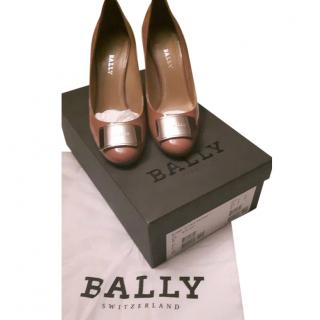 Bally Leather Pumps